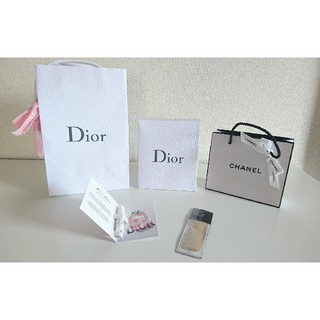 クリスチャンディオール(Christian Dior)のクリスチャン・ディオール  ギフトボックス・ショップ袋(ショップ袋)