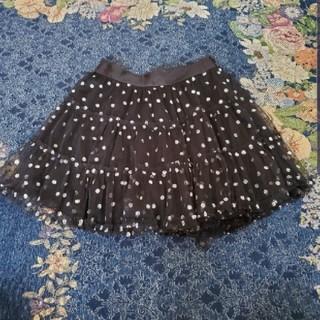 セシルマクビー(CECIL McBEE)の12月まで販売★チュールスカート、ダンス衣装、アンクルージュ、ゴスロリ(ひざ丈スカート)
