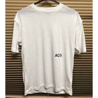 NIKE - nike acg 18ss Tシャツ xsサイズ アクロニウム ナイキ