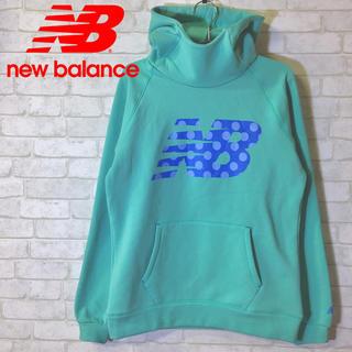 ニューバランス(New Balance)の【new balance】ニューバランストレーナー パーカー/Lサイズ(パーカー)