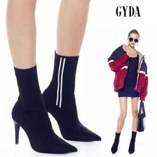 GYDA - GYDA ソックスブーツ