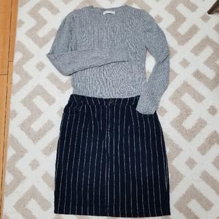 ローリーズファーム(LOWRYS FARM)のローリーズファーム ニット&スカート(ニット/セーター)