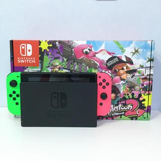 Nintendo Switch - 【訳あり】Nintendo Switch スプラトゥーン2 セット