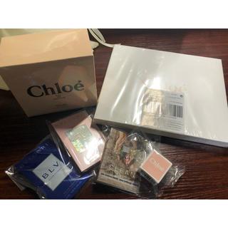 クロエ(Chloe)のChloe オードパルファム 75mL + おまけ5つ(香水(女性用))