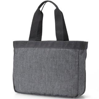 MUJI (無印良品) - 無印良品 荷物の量で広げられる 撥水トートバッグ