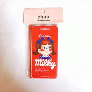 【韓国限定!日本未発売】ペコちゃん×chuu コラボ モバイルバッテリー①