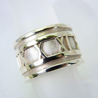 ティファニー(Tiffany & Co.)のティファニー 925 アトラス リング 7.5号[g95-9](リング(指輪))