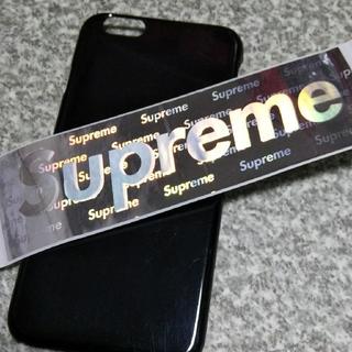 Supreme - ロング≪正規品≫Supreme ステッカー ホログラム  BOX サイドロゴ