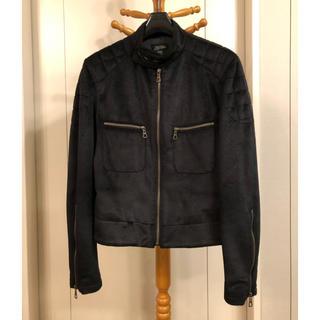 ジャンポールゴルチエ(Jean-Paul GAULTIER)のジャンポールゴルチェ  ライダースジャケット黒(ライダースジャケット)