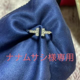ティファニー(Tiffany & Co.)のティファニー Tiffany&Co. Tリング(リング(指輪))