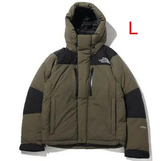 THE NORTH FACE - THE NORTH FACE バルトロライトジャケット ニュートープ L