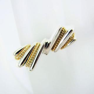 Tiffany & Co. - ティファニー 925/750 リング 12号[g95-5]