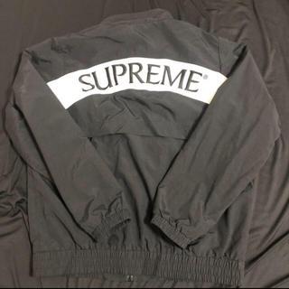 Supreme - supreme arc logo track jacket M