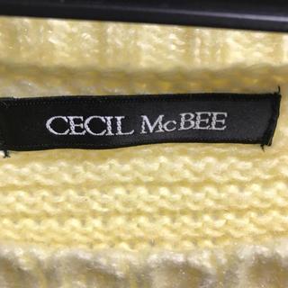 セシルマクビー(CECIL McBEE)のCECIL McBEE セーター(ニット/セーター)