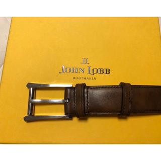ジョンロブ(JOHN LOBB)のジョンロブJohn lobb ベルト 新品未使用(ベルト)