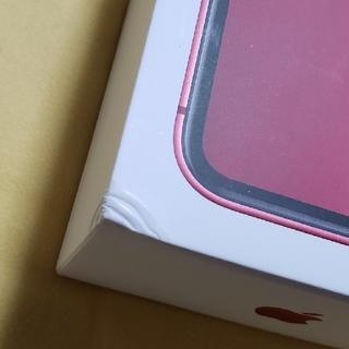 iPhone - iPhone XR 64GB レッド 新品未使用 SIMロック解除済み