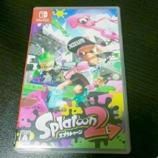 Nintendo Switch - スプラトゥーン2 Nintendo Switch 任天堂