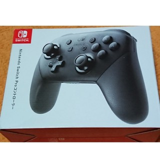 Nintendo Switch - Nintendo switch Pro コントローラー 新品
