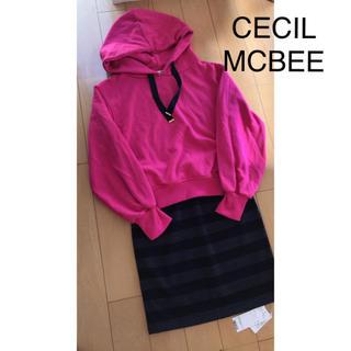 セシルマクビー(CECIL McBEE)のCECIL MCBEE natural beauty(セット/コーデ)