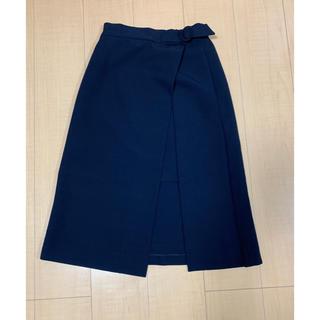 セシルマクビー(CECIL McBEE)のCECILMcBEE  ラップ風スカート(ミニスカート)