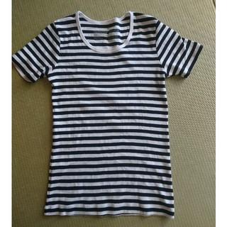 MUJI (無印良品) - 無印良品 半袖Tシャツ レディース Sサイズ