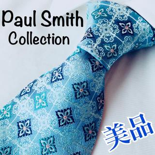 Paul Smith - 【美品】ポールスミス コレクション Paul Smith ネクタイ 花柄