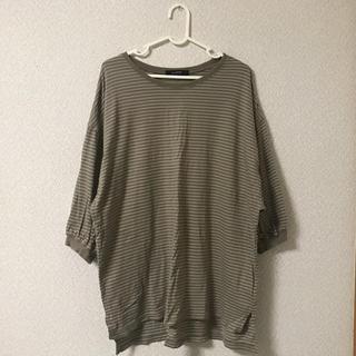 ダブルクローゼット(w closet)のw closet ロンT(Tシャツ(長袖/七分))