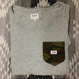 Lee - Lee 胸ポケTシャツ