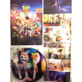 トイストーリー(トイ・ストーリー)のトイストーリー4 DVD(外国映画)