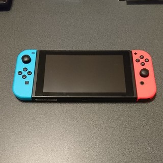 Nintendo Switch - Nintendo Switch 旧型 本体&ジョイコン ネオンカラー