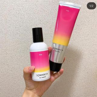 ホーユー(Hoyu)のソマルカ♡ピンク(シャンプー)