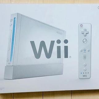 Wii - Wii 本体 ほぼ未使用品