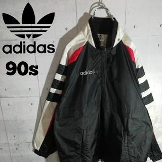 adidas - 90s adidas【ビッグサイズ】プルオーバー/ウインドブレーカー