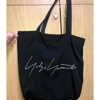 Yohji Yamamoto - Yohji Yamamoto ウールギャバジントートバッグ