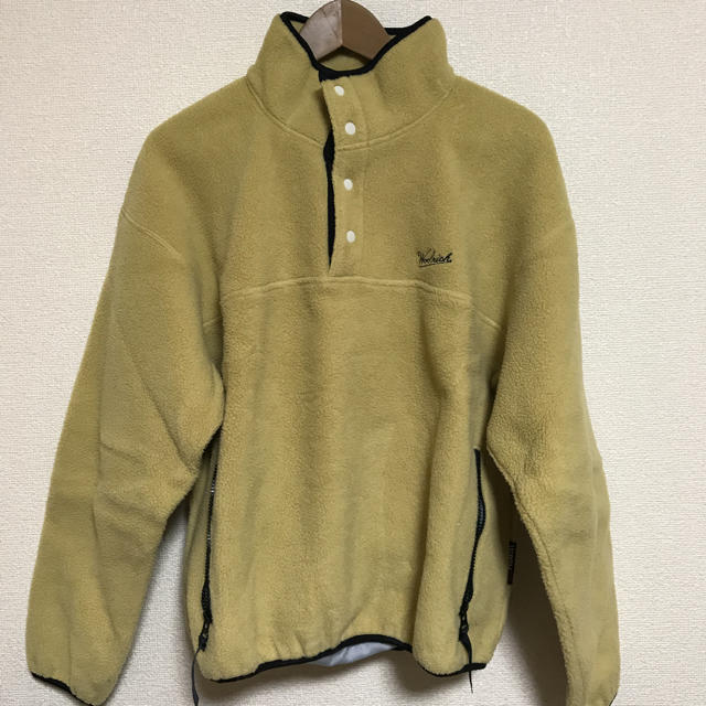 WOOLRICH(ウールリッチ)の【美品】woolrich フリース メンズ メンズのジャケット/アウター(ブルゾン)の商品写真