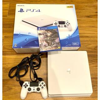 PlayStation4 - PS4 本体 モンスターハンターワールド