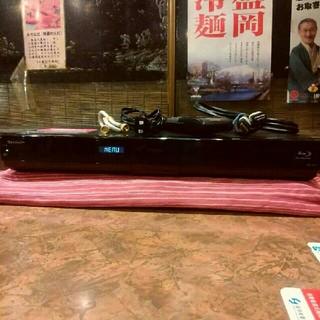 SHARP - SHARP  BD-W520  12倍録  2番組W録画 500GB リモ等付!