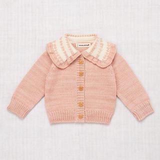 Caramel baby&child  - misha and puff cardigan