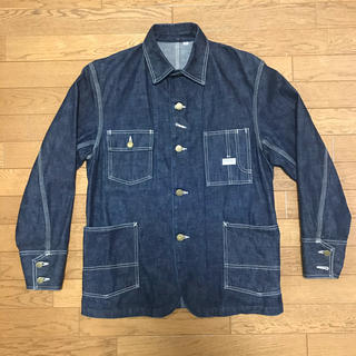 テンダーロイン(TENDERLOIN)のatlast カバーオール  アットラスト  timeworn clothing(カバーオール)