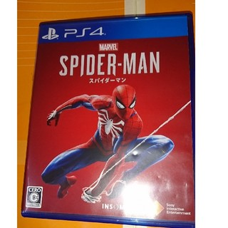 PlayStation4 - スパイダーマン ps4