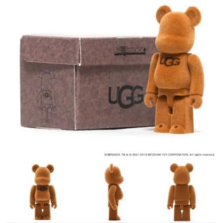 MEDICOM TOY - be@rbrick  ugg 100% 新品未使用
