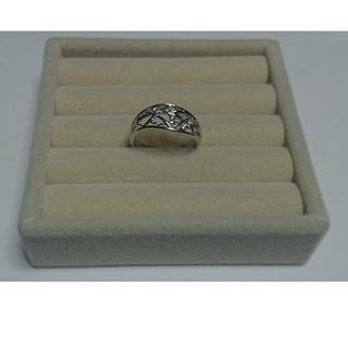 k18WG ダイヤリング(リング(指輪))