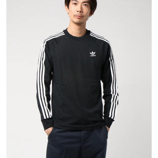 adidas - adidas tシャツ  長袖