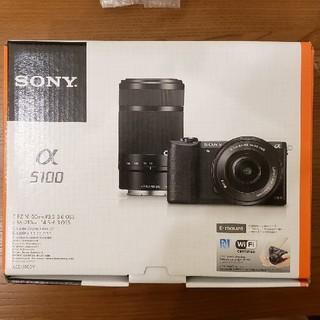 新品ソニー α5100 ILCE-5100Y B ブラック