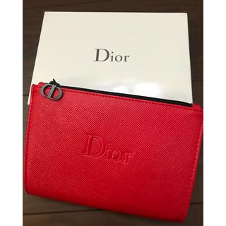 クリスチャンディオール(Christian Dior)の新品 激レア Dior ディオール ポーチ チャーム 化粧品 ケース(ポーチ)