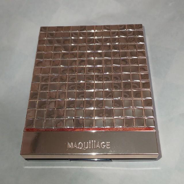MAQuillAGE(マキアージュ)のマキアージュ     チークカラー (クリア) RD444 コスメ/美容のベースメイク/化粧品(チーク)の商品写真