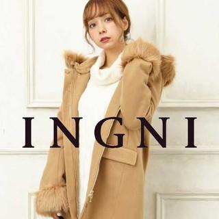 INGNI - 《定価13,800円》モテカワ☆新品INGNI ファーフード3WAYコート