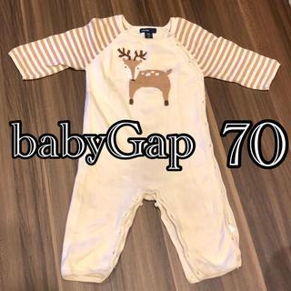 babyGAP - babyGap ニットロンパース