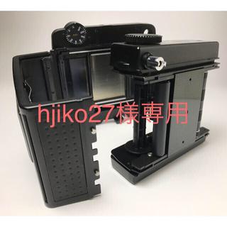 マミヤ RZ67 PROFESSIONAL ll 645 フィルムバック