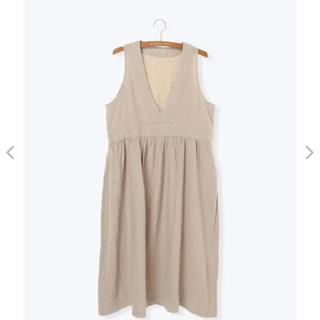 SM2 - sm2 Vネック ジャンパースカート